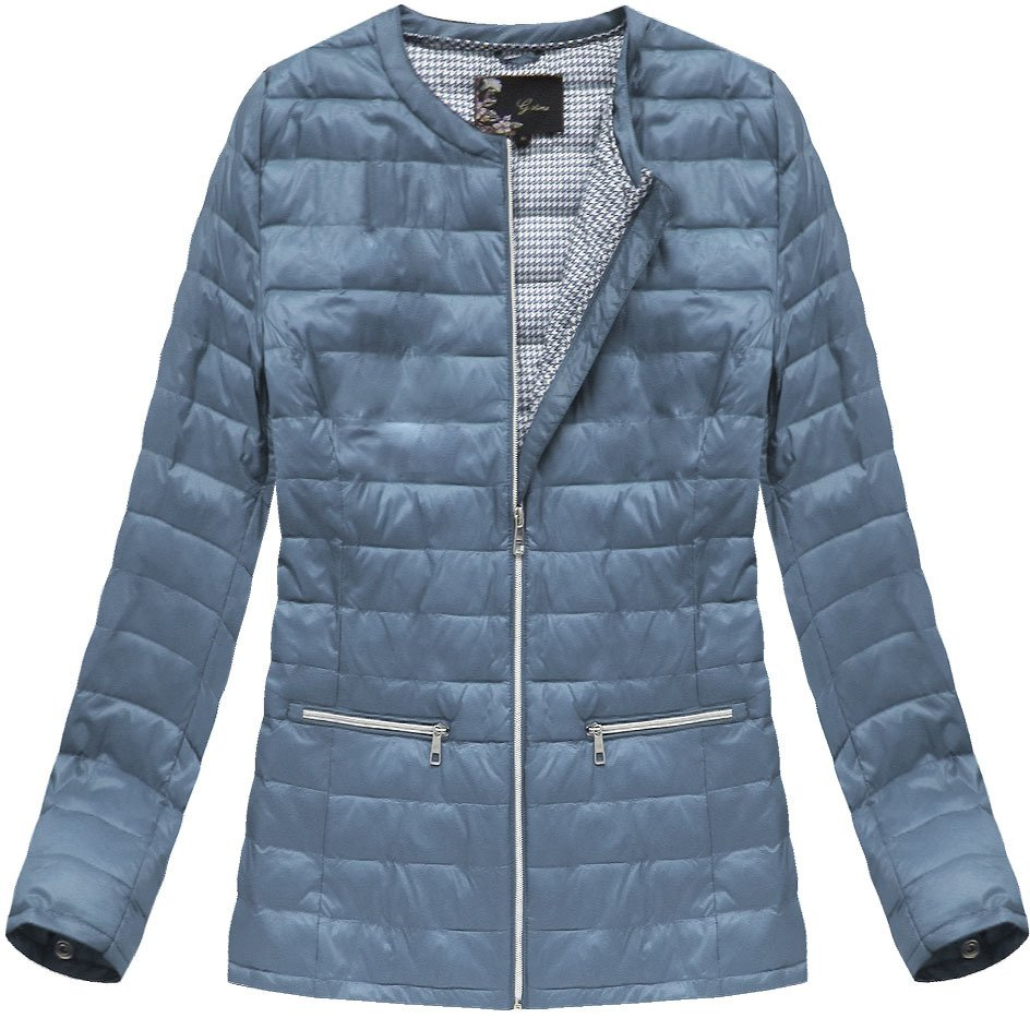 brand new 1f611 c5ce9 STEPPJACKE HELLBLAU (1825BIG)